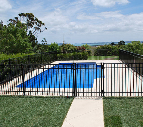 Fenced-In Pool